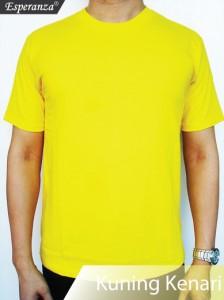 Kaos-Polos-Kuning-Kenari