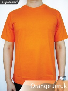 Kaos-Polos-Orange-Jeruk