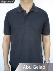 Polo-Shirt-Abu-Gelap