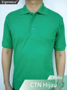 Polo-Shirt-CTN-Hijau