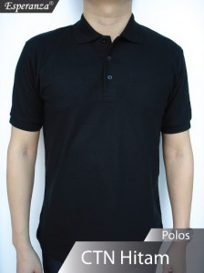 Polo-Shirt-CTN-Hitam
