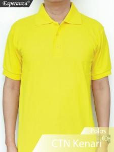 Polo-Shirt-CTN-Kuning-Kenari