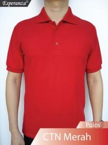 Polo-Shirt-CTN-Merah
