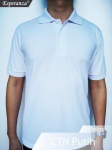 Polo-Shirt-CTN-Putih