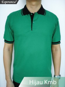 Polo-Shirt-Hijau-Kmb