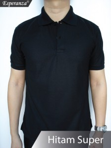 Polo-Shirt-Hitam-Super