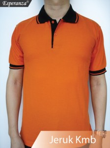Polo-Shirt-Jeruk-Kmb