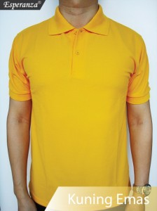 Polo-Shirt-Kuning-Emas