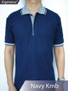Polo-Shirt-Navy-Kmb