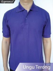 Polo-Shirt-Ungu-Terong